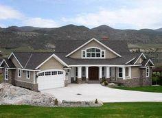 Dramatic Craftsman House Plan - 23252JD thumb - 35