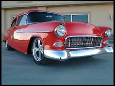 1955 Chevrolet Bel Air LS3, 6-Speed for sale by Mecum Auction