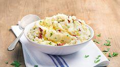 Enjoy your favorite mashed potatoes, with our garlic mashed potato ...