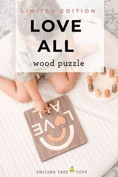 This thoughtfully designed, inspirational, and culturally diverse wood puzzle is a beautiful gift for children and adults alike. Add this limited edition educational toy to your child's collection, or display it on your coffee table for all who share your space. #educationaltoy Childrens Gifts, All Kids, Organic Oil, Puzzle Pieces, Educational Toys, First Birthdays, Gifts For Kids, Inspirational, Display