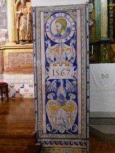Mosaico talaverano del  presbiterio