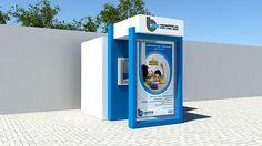 Suez Bank ATM Solutions on Behance