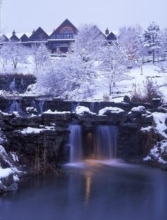 Falls Lodge in Branson Missouri
