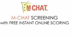 The 18-Month Checkup's dirty secret: the M-CHAT test!