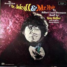 The Strange Case Of Dr. Jekyll & Mr. Hyde Tom Baker UK 2-LP (Double )