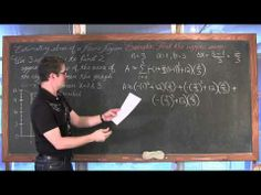 Estimating Area with Riemann Sums Finite Rectangles
