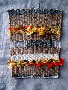 small practice weaving