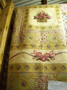 gorgeous quilt by priscilla