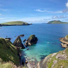 Blasket Islands you cant beat Ireland for shear raw beauty on a sunny day. #ireland #discoverireland #dinglepeninsula O Reilly, Raw Beauty, Shearing, Sunny Days, Beats, Sunnies, Islands, Water, Outdoor