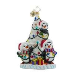Christopher Radko Animal Ornaments - Radko Ornament Christmas, Page 2