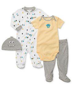 Carter's Baby Boys 4-Piece Layette Set (newborn)