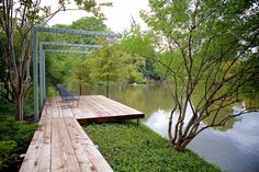 hocker design group / watershed residence, dallas