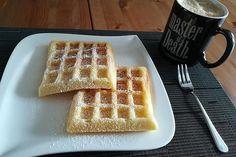 Geheimes Waffelrezept Secret Waffle Recipe by Kochschnuck Cake Recipes Without Oven, Cake Recipes From Scratch, Easy Cake Recipes, Dessert Recipes, Homemade Recipe Books, Homemade Waffles, Pancake Healthy, Easy Vanilla Cake Recipe, Free Fruit