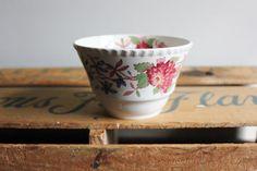 Antique Burgundy Gilt Teacup and Saucer / by sonjaamytaylor