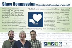 """May 2014 is all about """"Show Compassion"""""""