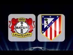 Bayer Leverkusen vs Atletico Madrid Full Match HD & Highlights Champion ...
