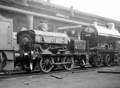 Midland class 1116A Railway Times, Steam Railway, Austerity, British Rail, Train Pictures, Train Engines, Thomas The Tank, Rolling Stock, Steamers