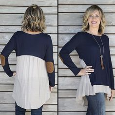 Creating DIY Fashion Trends – Designer Fashion Tips Redo Clothes, Sewing Clothes, Diy Clothing, Clothing Patterns, Refashioned Clothing, Diy Clothes Refashion, Pullover Upcycling, Umgestaltete Shirts, Fall Sewing Projects