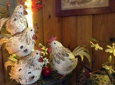 Bar du village, il regno di Marie-Claude e delle sue galline