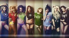 Hero girls