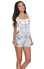 PAC SUN Kendall & Kylie overalls