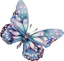 Afbeeldingsresultaat voor butterfly painting