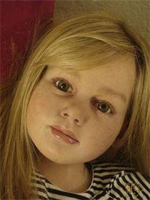 "Christina Reborn by Ruth Aguilar Le Ruban Rose Nursery 45"" Gabriella Kit, Sculpted by Reva Schick Adopted"