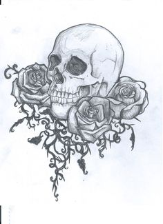 I don't really like the skull but I love the generally design ~ J'aime pas vraiment la tête de mort mais j'aime le design en générale est beau~