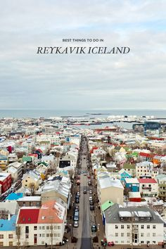 11 Interesting Things to Do in Reykjavik Iceland (Local Adventurer Iceland Travel Tips, Europe Travel Tips, Places To Travel, Travel Guides, Travel Abroad, Travel Destinations, Island Travel, See The Northern Lights, Fjord