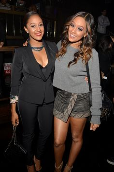 Tia & Tamera Mowry  - 31 Celebrities and Their Famous Siblings