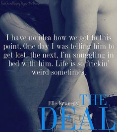The Deal (Off-Campus #1) by Elle Kennedy