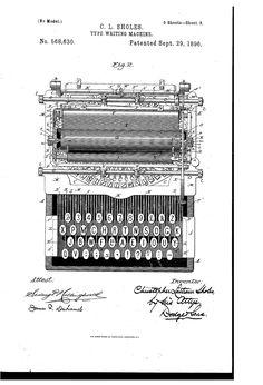 Patent US568630 - Type-writing machine - Google Patents