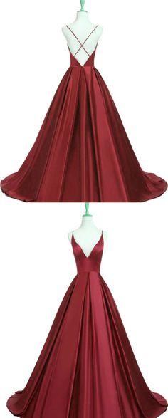 criss cross prom dresses, spaghetii straps prom dresses, women's prom dresses long