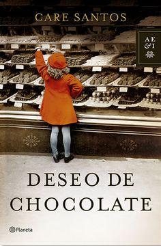 Tres mujeres, tres siglos y la misma chocolatera de exquisita porcelana blanca: Sara:propietaria de un apellido que en Barcelona es sinónimo de chocolate, se enorgullece de dar continuidad a la tradición heredada de sus padres. Aurora: hija de una sirvienta de una  familia burguesa del siglo xix, para quien el chocolate es un producto prohibido http://www.imosver.com/es/libro/deseo-de-chocolate_0010033816