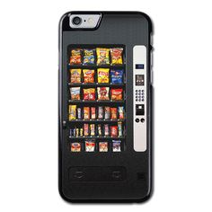 Vending Machine Phonecase for iPhone 6/6S Brand new.Lightweight, weigh approximately 15g.Made from hard plastic, also available for rubber materials.The case only covers the back and corners of your phone.This case is a one-piece case that covers the back and sides of the phone. There is no front for the case.This is a non-peeling nor a non-fading print. Meaning, over time it will continue to look just as amazing as it did when you first received it.