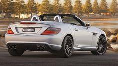 Mercedes-Benz SLK55 AMG | NRMA