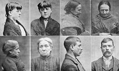 You're barred! Edwardian 'Asbo' mugshots show the drunks of Dundee