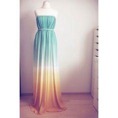 DIY Summer Dress DIY Fashion beauty