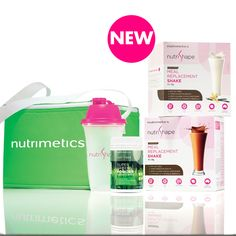 NutriShape provides fuss-free solutions to healthy weight management and essential nourishment. Set includes Super Greens Powder, Meal Replacement Shake (your choice of flavour) + FREE NutriShape Cooler Bag + FREE NutriShape Shaker. Health And Beauty, Health And Wellness, Health Fitness, Super Greens Powder, Green Powder, Meal Replacement Shakes, Hand Care, Moisturiser, Weight Management