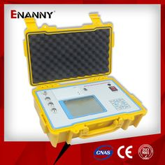 DBYZ-303 Lightning Arrester Characteristic Tester is the special equipment of testing zinc oxide arrester electric performance. It is suitable for testing various voltage levels zinc oxide with electricity or without, thus to detect dangerous problems inside the device caused by wet insulation or valve plate aging.