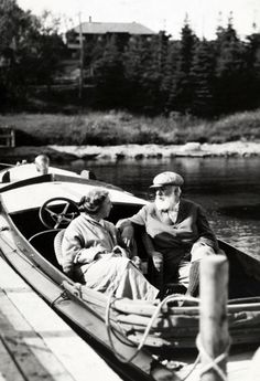 Alexander Graham Bell and Mabel Gardiner Hubbard's Love Story in Photos