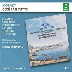 Daniel Barenboim - Mozart: Cosi Fan Tutte