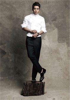 Joo Sang Wook 주상욱