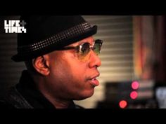 Life & Times lands interview with Talib Kweli as he explains his creative process and does it acapella with complicated verses.