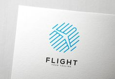 A circular lines style illustration of an airplane, suited for business related to flight travel or others. Item Descriptions: - Ai, EPS, PSD files included - All in CMYK color Business Card Logo, Business Card Design, Airport Logo, Flight Logo, Service Logo, Edit Text, Text Fonts, Travel Logo, Pencil Illustration