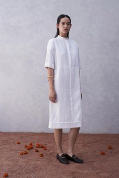 Trademark Spring 2015 Ready-to-Wear - Collection - Gallery - Look 1 - Style.com