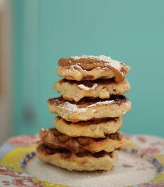 Raiza Costa ensina essa receita deliciosa de  Waffle!
