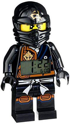 LEGO Kids' 9009617 Ninjago Jungle Cole Digital Alarm Clock LEGO http://www.amazon.com/dp/B00SGRLCMO/ref=cm_sw_r_pi_dp_Z1M1wb1BPJA02
