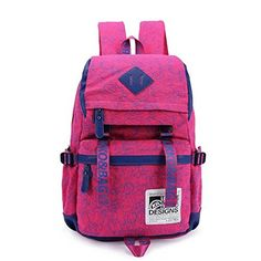 KAUKKO Korean Preppy Style Canvas Backpack School Book Bag Traveling Bag - http://handbags.kindle-free-books.com/kaukko-korean-preppy-style-canvas-backpack-school-book-bag-traveling-bag/