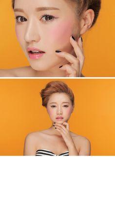 3 Concept Eyes Powdery Lip & Cheek will efficiently brighten up your skin! ♥ ❤Grab @eyecandys!  #beauty #cosmetics